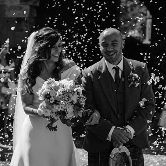 Dunglass Wedding